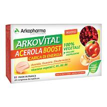 ACEROLA BOOST 24CPR