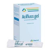 ACIFLUSS GEL 24STICK 15ML