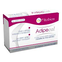 ADIPECAL 30CPR 950MG