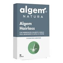 ALGEM HAIRLOSS 30CPR
