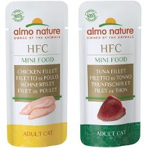 Almo Cat Green Mini Food Pollo Filetto 3Gr 500 Minsan 923047904