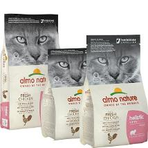 Almo Holistic Cat Fresh Kitten Pollo Riso 2Kg 631 Minsan 913208474