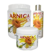 Arnica Gel 90% 500Ml Officinalis Minsan 973908597