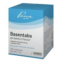 BASENTABS Integratore 200cpr