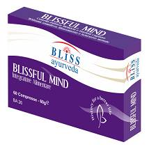 BLISSFUL MIND 60CPR