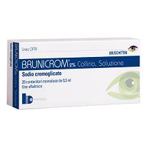 BRUNICROM*COLL 20CONT 0,3ML 2%
