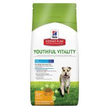 #Canine Youthful Vitality Mini 7+ 2,5Kg  Pollo E Riso Esa Minsan 975009135