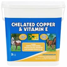Chelated Copper & Vitamin E 3Kg