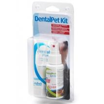 Dental Pet Kit - Dentifricio 50Ml + Spray 50Ml + 1 Ditale Minsan 904344328
