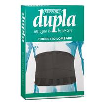 DUPLA SUPPORT CORSETTO LOMB 3