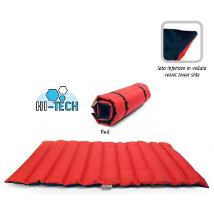 Fabotex Rollable Mat Rosso Cp223/B.1 80X60Cm Tappetino Arrotolabile