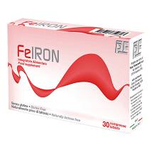 FEIRON 30CPR 770MG