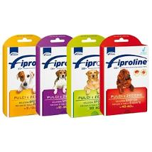Fipralone S/On 4 P 2,68 Ml 20-40 Cani T Gra Minsan 104068147