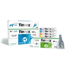 Flevox 134 Mg Spot-On Cani Taglia Media (10-20Kg)36 Pipette Minsan 104253113
