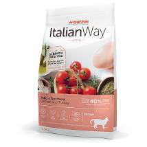 Italian Way Cat Kitten Pollo Tacchino 400Gr