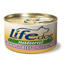 Life Dog 90Gr Pollo Filetti Manzo 20016
