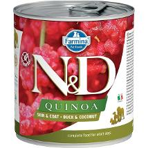 N&D Dog Um Quinoa Duck & Coconut 285Gr