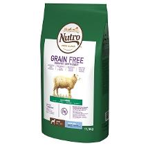 *Nutro Dog Grain Free Large Agnello 11,5Kg
