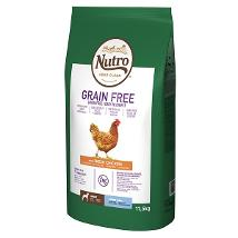 *Nutro Dog Grain Free Large Pollo 11,5Kg