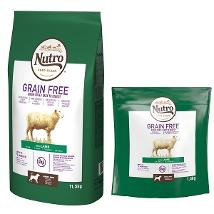 *Nutro Dog Grain Free Medium Agnello 1,4Kg 25% Free