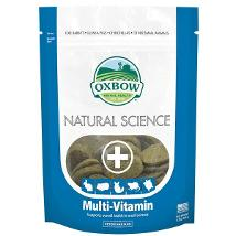 Oxbow Natural Multi-Vitamin Supplement 60 Compresse