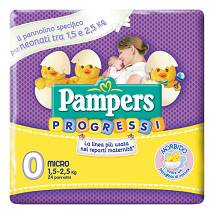 PAMPERS MICRO 24PZ