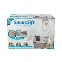 Smartsift Litter Box With Easy Cleaning System 67X48X46