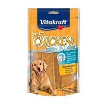 #Snack Chicken Filetti Di Pollo Skin & Coat 70Gr Vitakraft 31360 D